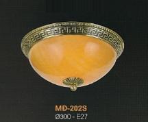 Đèn ốp trần đồng MĐ202S