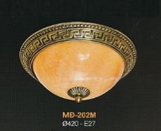 Đèn ốp trần đồng MĐ202M