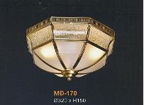 Đèn ốp trần cổ điển MĐ170