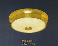 Đèn ốp trần cổ điển MĐ8381