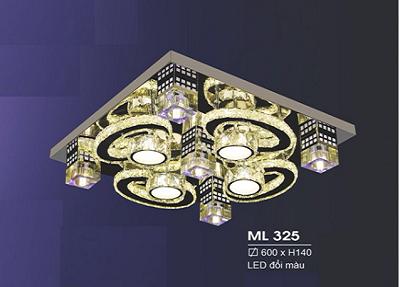 Đèn ốp trần hiện đại ML325