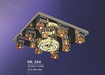 Đèn ốp trần hiện đại ML324