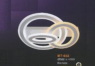 Đèn ốp trần hiện đại MT652