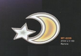 Đèn ốp trần hiện đại MT8209