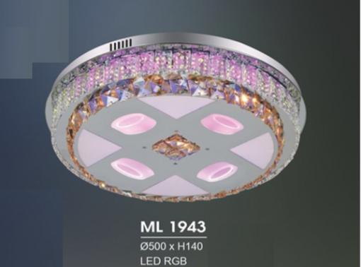 Đèn ốp trần hiện đại ML1943