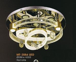 Đèn ốp trần pha lê MT2056