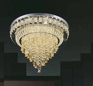 Đèn ốp trần pha lê MT3665/600