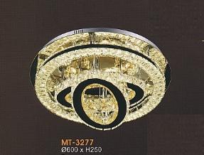 Đèn ốp trần pha pha lê MT3277