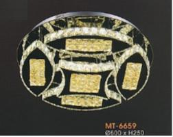 Đèn ốp trần pha pha lê MT6659