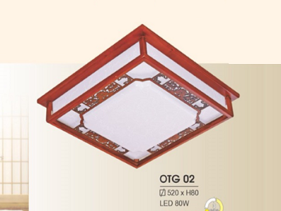Đèn ốp trần OTG02