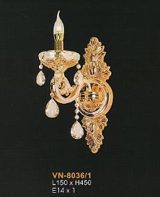 Đèn tường cổ điển VN8036/1
