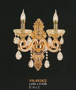 Đèn tường cổ điển VN8036/2