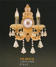 Đèn tường cổ điển VN8037/2
