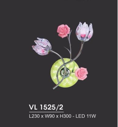 Đèn tường phòng ngủ VL1525/2