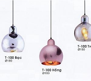 Đèn thả thủy tinh T100