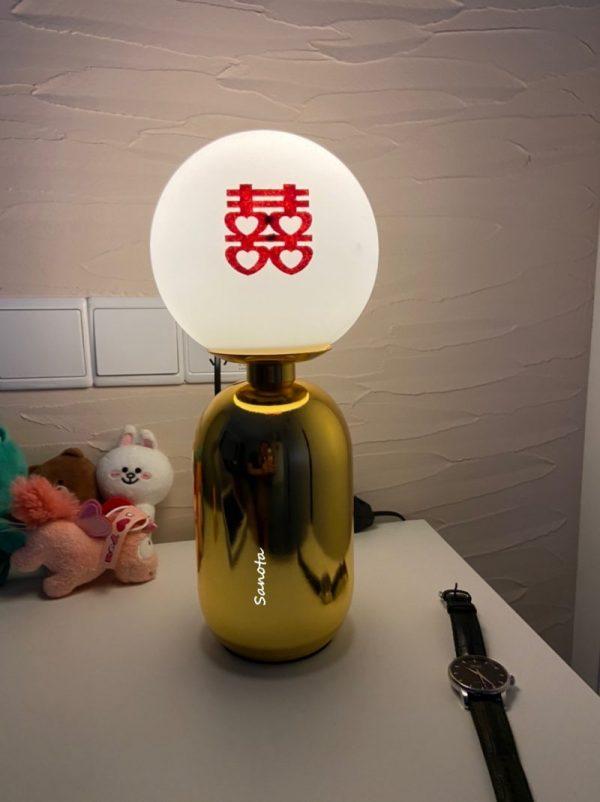 Đèn để bàn quán bar – ĐÈN BÀN DB572