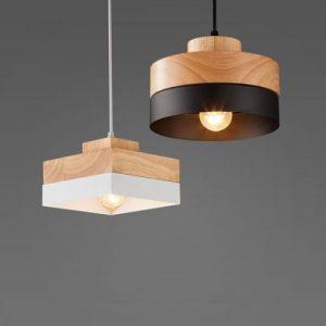 Đèn Trần WoodGeometry – LAM065L