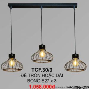 Đèn chùm TCF30/3