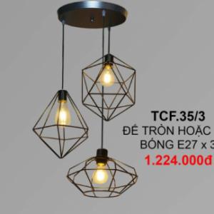 Đèn chùm TCF35/3