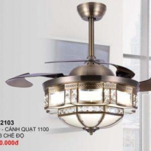 Đèn quạt QT42103
