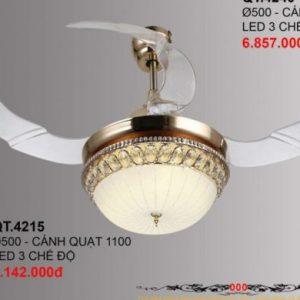 Đèn quạt QT4215
