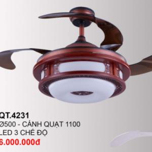 Đèn quạt QT4231