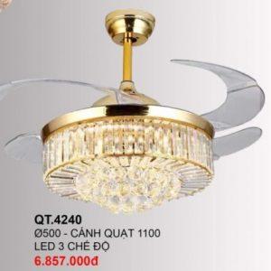 Đèn quạt QT4240