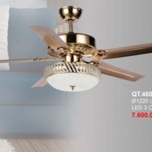 Đèn quạt QT4801