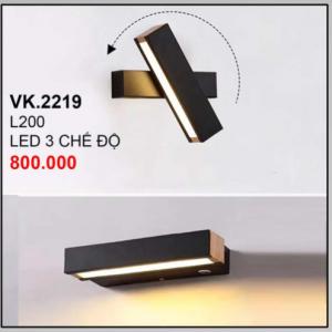 Đèn hắt tường VK2219