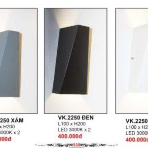 Đèn hắt tường VK2250