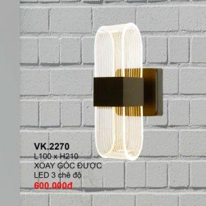Đèn hắt tường VK2270