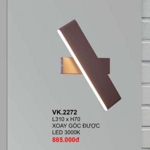 Đèn hắt tường VK2272