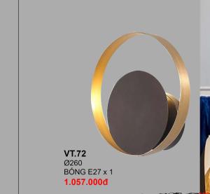 Đèn tường đồng VT72
