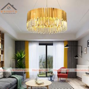 Đèn chùm thả phòng khách – LAM610L 1