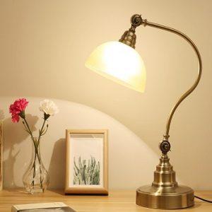 Đèn ngủ để bàn vintage - ĐÈN BÀN TD601G